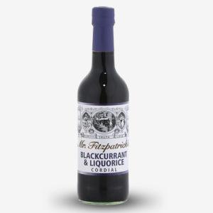 Blackcurrant & Liquorice