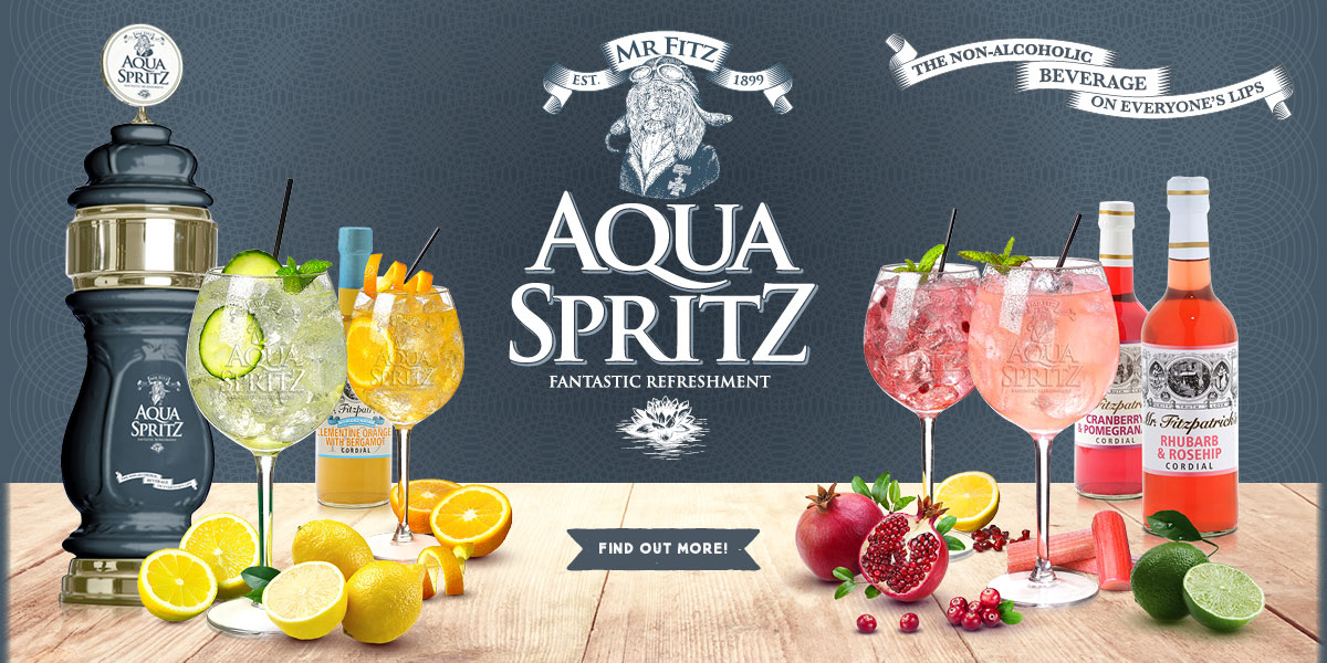 Aqua Spritz - Mr Fitzpatricks