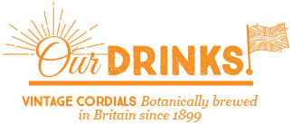 Our Drinks - Vintage cordials, botanically brewed in Britain since 1899