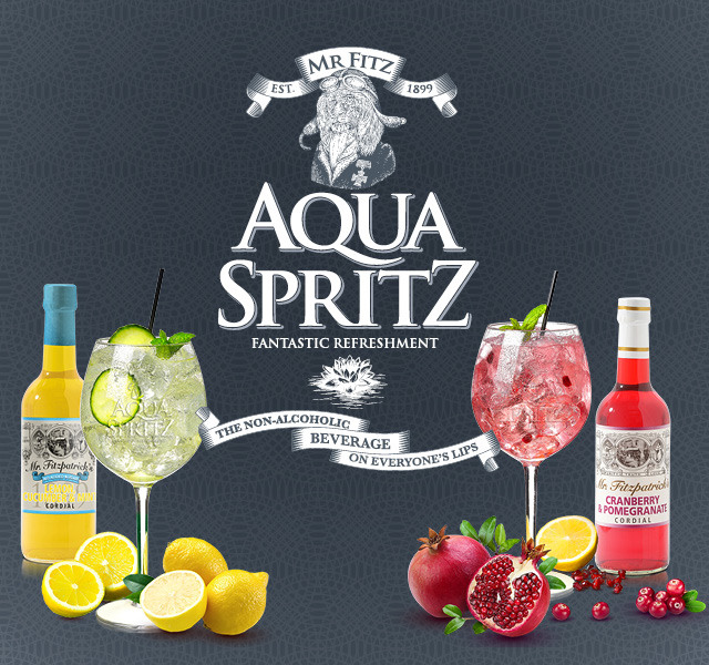 Mr Fitzpatricks Aqua Spritz