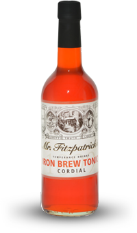Iron Brew Tonic