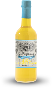 NEW! Lemon, Cucumber & Mint NO ADDED SUGAR CORDIAL