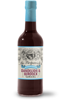 NEW! Dandelion & Burdock NO ADDED SUGAR CORDIAL