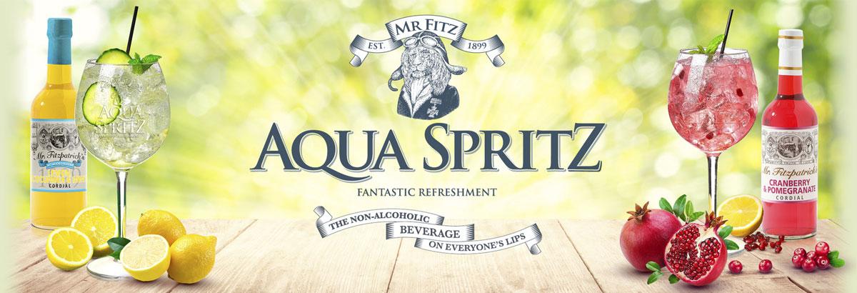 Mr Fitz Aqua Spritz