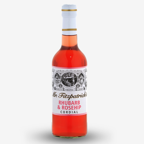 rhubarb rosehip mr fitzpatrick 39 s vintage cordial. Black Bedroom Furniture Sets. Home Design Ideas