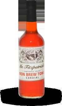 Iron Brew Tonic