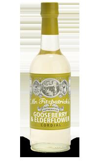 NEW! Gooseberry & Elderflower