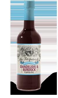 Dandelion & Burdock NO ADDED SUGAR CORDIAL